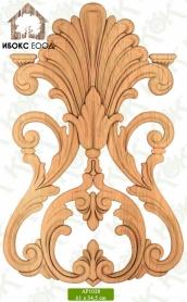 Декоративен пресован орнамент 41