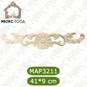 Дървен декоративен елемент МАР 3211