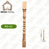 Колона за парапет  MD01
