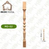 Колона за парапет  MD02