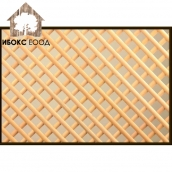 Дървена решетка рибена кост 68/160 см  SP 102