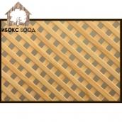 Дървена решетка широка 68/160 SP 104
