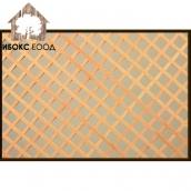 Дървена решетка  70/160 см SP 108