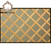Дървена решетка  70/160 см SP 109
